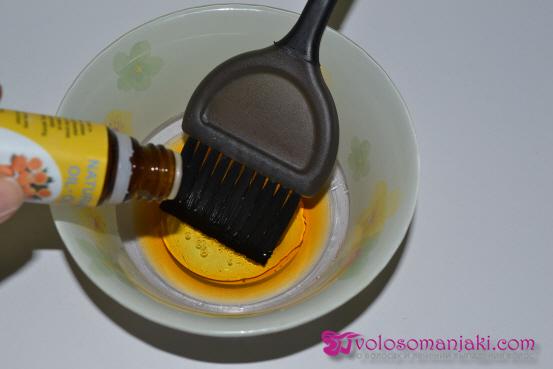 Рецепт маски от выпадения волос