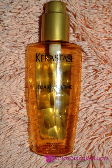 Многофункциональное масло для волос
