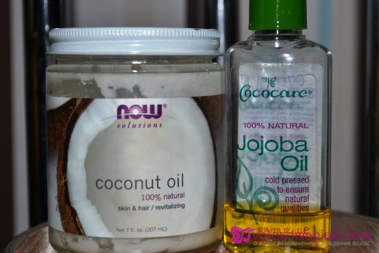 Лечение волос кокосовым маслом