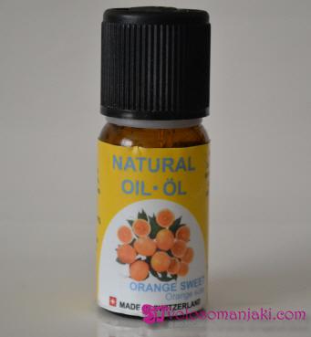 Эфирное масло апельсина (вивасан)