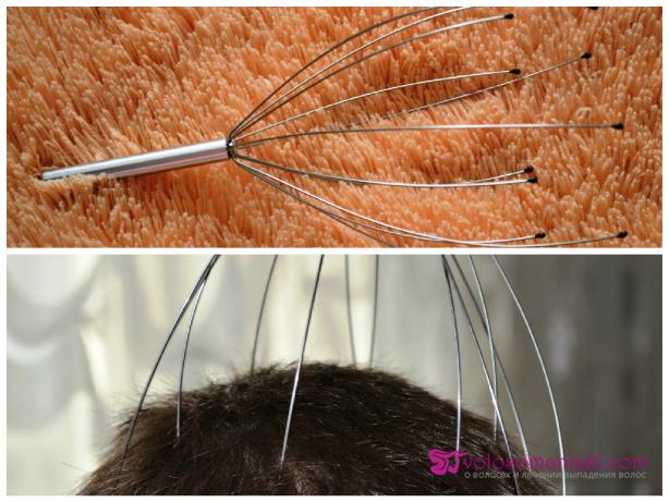 Мурашка антистресс для роста волос