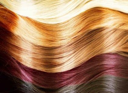Салонные процедуры для окрашенных волос