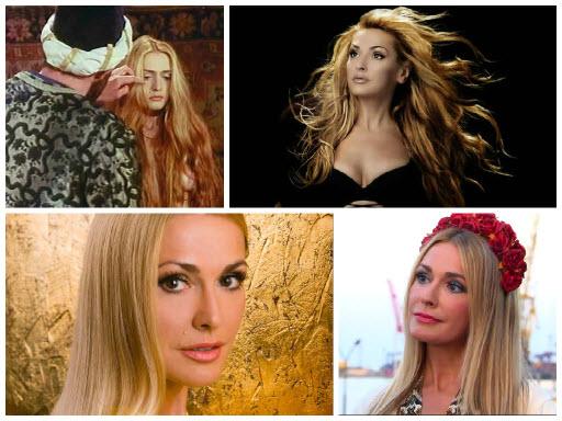 Маска для волос от Ольги Сумской