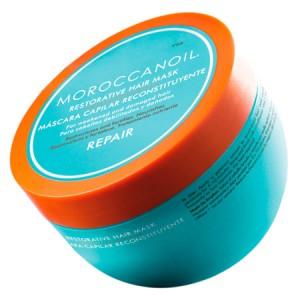 Восстанавливающая маска для волос Restorative от Moroccanoil