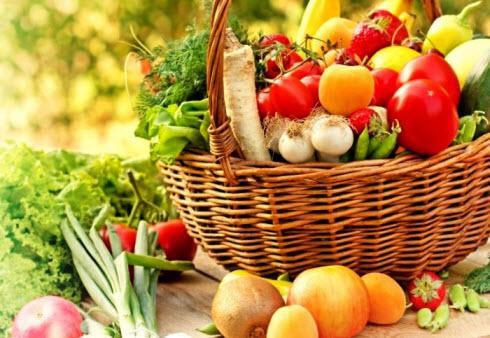 Овощи для здоровья волос