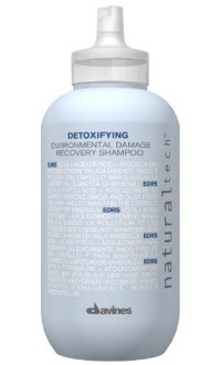 Davines Detoxifying Shampoo - шампунь-скраб детоксицирующий