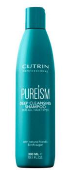 Cutrin Shampoo - глубоко очищающий шампунь