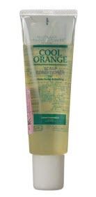 Lebel Cool Orange Scalp Conditioner - очиститель для жирной / сухой кожи головы