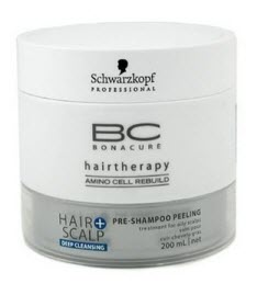 Schwarzkopf Professional BC Bonacure Hair & Scalp Pre-Shampoo Peeling