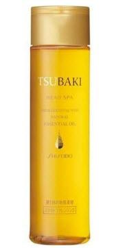 Shiseido Tsubaki Head Spa Extra Cleaning - очищающий спа-шампунь для волоc