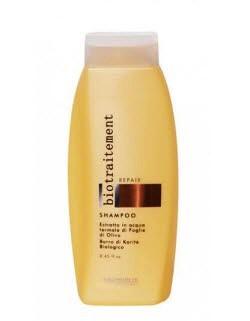 Brelil Bio Traitement Repair Shampoo - шампунь для сухих и поврежденных волос