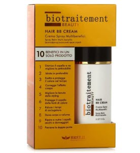Brelil Biotraitement Hair BB Cream - ВВ крем для волос