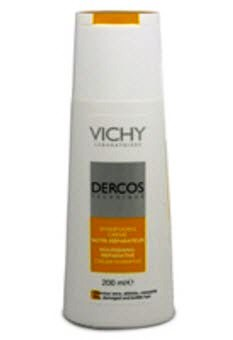 Vichy Dercos Nutri Reparative Cream Shampoo - шампунь для сухих и поврежденных волос