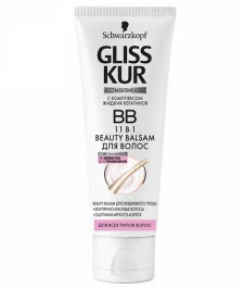 Schwarzkopf & Henkel Gliss Kur - ВВ крем для волос