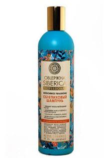 Natura Siberica - шампунь для нормальных и сухих волос