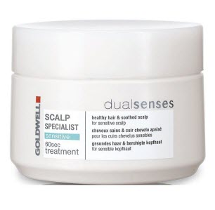 Goldwell DualSenses Scalp Specialist Sensitive 60sec Treatment — маска для чувствительной кожи