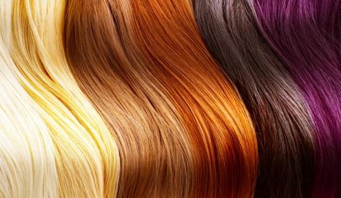 Вибор краски для волос