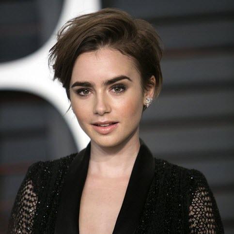 Прическа на короткие волосы 2016