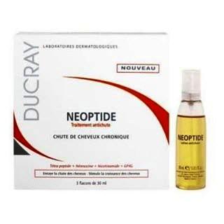 Стимулирующий лосьон против выпадения волос Ducray Neoptide