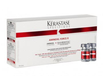 Интенсивный уход против выпадения волос Specifique Aminexil Force R от Kerastase