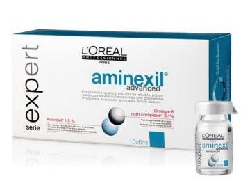 Средство против выпадения волос Aminexil Advanced Aminexil + Omega-6 от L'Oreal Professionnel