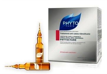 Средство от выпадения волос Phytocyane Serum Antichute Revitalisant от Phyto