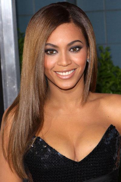 Идеально ровные волосы: фото