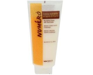 Маска для волос с маслом карите и авокадо Brelil Numero Nourishing Cream With Shea Butter