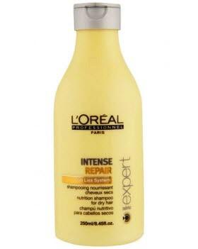 Питательный шампунь для сухих волос L'Oreal Professionnel Intense Repair Shampoo