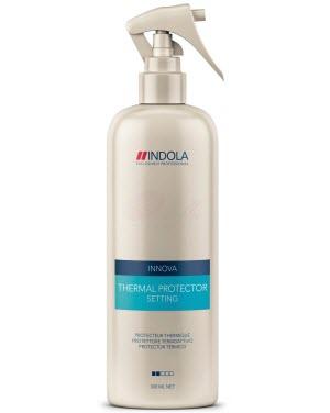 Разглаживающий термальный протектор для горячей укладки Indola Innova Setting Thermal Protector