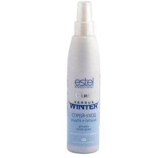Спрей-уход для волос Estel Professional Versus Winter Curex