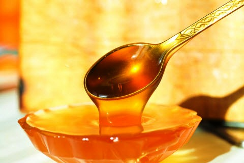 Питательная маска с медом