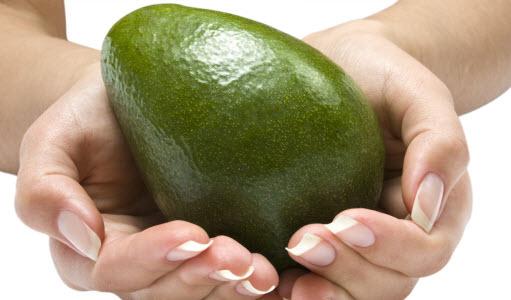 Свойства авокадо для волос