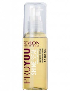 Дисциплинирующая сыворотка для блеска волос Revlon Professional Equave Shine Serum Anti-Frizz Effect & UV Filters