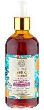 Живое облепиховое масло от Natura Siberica