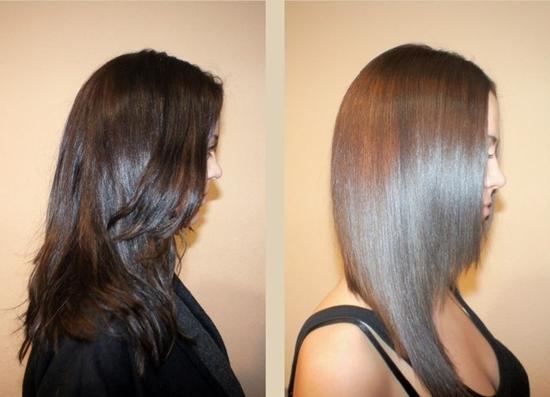 Кому подходит элюминирование волос