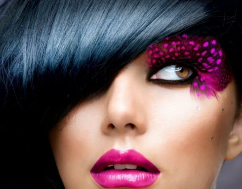 Элюминирование волос