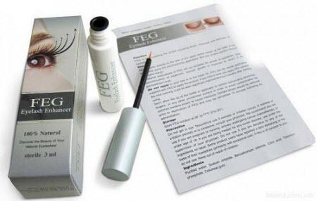 Профессиональные средства для густоты и здоровья ресниц