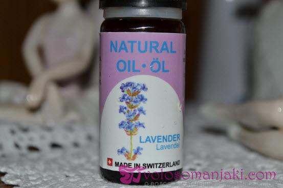 Рецепты масок для волос с маслом лаванды