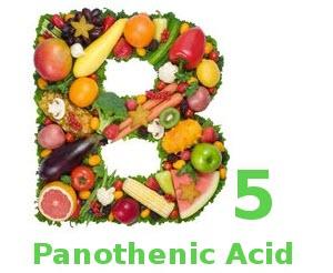 Витамин В5 для здоровья женского организма