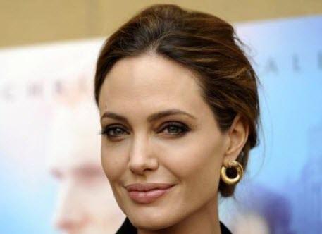 Прически в стиле Анджелины Джоли