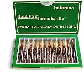 Средство для восстановления волос «Формула Силк Ботаника» от Плацент Формулы