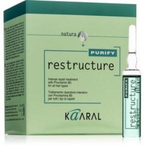 Интенсивно восстанавливающей комплекс с провитамином В5 Kaaral Purify Restructure