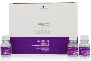 Средство для моментального создания эффекта гладких волос и блеска Schwarzkopf Professional BC Bonacure