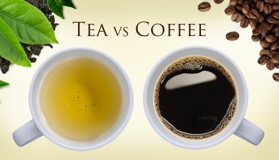 Делаем волосы темнее с помощью кофе и чая