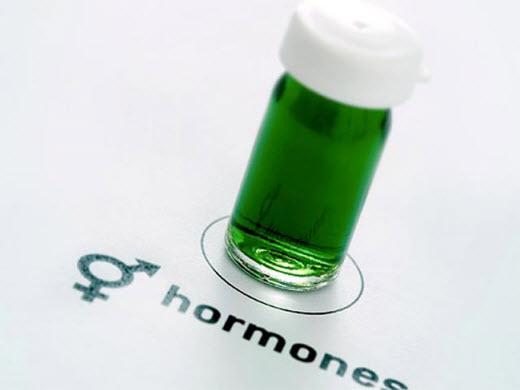 Гормоны и выпадение волос