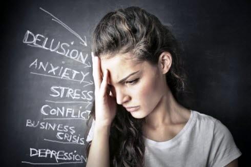 Как стресс влияет на выпадение волос