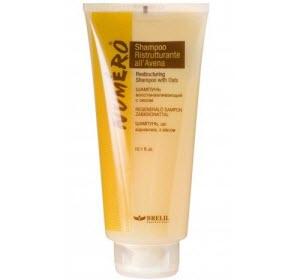 Восстанавливающий шампунь с экстрактом овса Brelil Numero Total Repair Shampoo