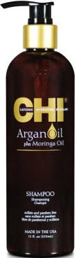 Восстанавливающий шампунь CHI Argan Oil Plus Moringa Oil Shampoo