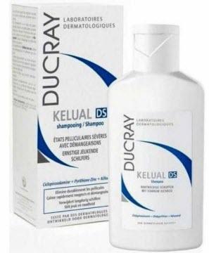 Шампунь от рецензирующей перхоти Ducray Kelual DS Shampoo